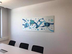 Sitzungszimmer matho informatik wohlen